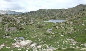 Una imatge de la vall del Madriu-Perafita-Claror.