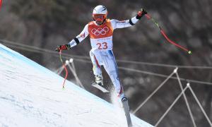Joan Verdú fa un segon Top-30 en fer un 28è lloc al supergegant dels Jocs