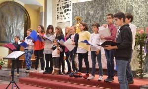 Ordino Clàssics/ Els Petits Cantaires Lauredians.