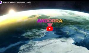 Imatge del video d'Actua iInvest in Andorra'.