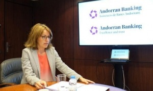 Esther Puigcercós, directora general de l'ABA.
