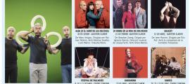 Programació de la 54a Temporada de teatre d'Andorra la Vella i Sant Julià.