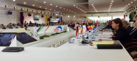 L'ambaixadora Cristina Rodríguez participa en la 32a Conferència Ministerial de la Francofonia