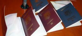 Es posposa la data per a l'expedició del passaport biomètric de tercera generació