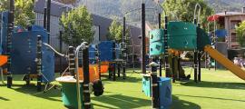El Comú d'Ordino reobre el parc infantil de Prat de Call