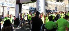 Més de 1.200 persones caminen contra el càncer