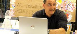 El Comú d'Encamp/ El psicòleg Omar El Bachiri.
