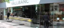 Oficina central de Vall Banc a Escaldes-Engordany.