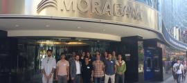 Participants a la segona fase de l'edició 2017 del programa LAB Impact Andorra.
