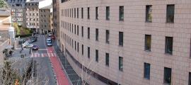 La unitat de radioteràpia es farà en una pacel·la adjacent a l'hospital.