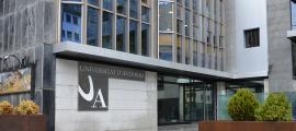 Una imatge de la Universitat d'Andorra.