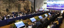 Les reunions dels responsables de cooperació i coordinadors nacionals de la Conferència Iberoamericana.