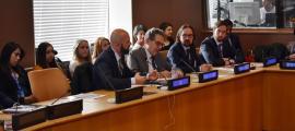 Andorra exposa a l'ONU els treballs d'adaptació dels sectors agrícola i ramader al canvi climàtic