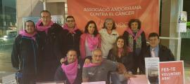 Els membres de l'associació.