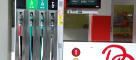 El preu dels carburants continua en descens.