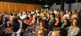 Públic assistent a l'esdeveniment.