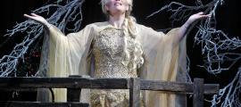 Un moment de l'obra 'Norma de Bellini'.