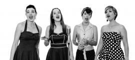 Les Fourchettes, un dels grups que actuarà aquesta setmana en el marc de l'Encamp en Clau de Llum.