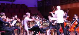 El tradicional Concert de Meritxell de l'any passat.