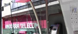 L'agència comercial d'Andorra Telecom.