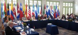 Reunió del Comitè sectorial de ciutats sostenibles de l'UCCI.