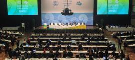 Imatge de la reunió de la COP23 celebrada a Bonn el 2017.