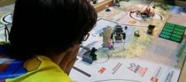 La Micro First Lego League es disputarà el 29 de gener.