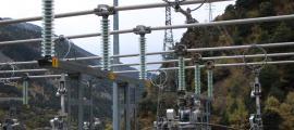El consum d'energia elèctrica ha davallat al mes de gener.