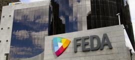 L'edifici central de FEDA.