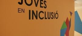 Recepció del centre de Joves en inclusió.