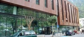 Centre de Formació Professional d'Aixovall.