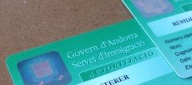 Autoritzacions d'immigració.