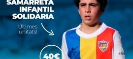 La samarreta es pot adquirir per 40 euros.