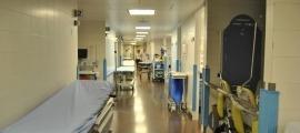 Interior de l'hospita Nostra Senyora de Meritxell.
