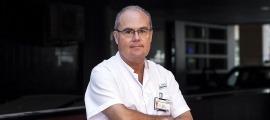 L'epidemiòleg Antoni Trilla.