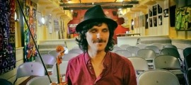 El músic Tcha Limberger.