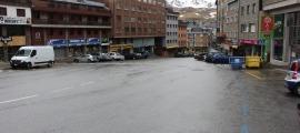 El carrer Sant Jordi del Pas de la Casa.