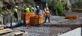 Els permisos per a la construcció d'obra nova van caure l'any passat.