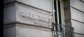 La seu d'Andbank España.