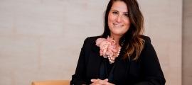 La nova directora de banca país a Andorra, Maria Suárez.
