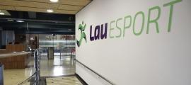 Nova imatge del centre esportiu de Sant Julià.