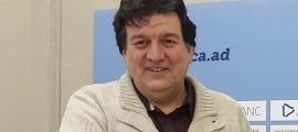 El president d'Assandca, Josep Saravia, en una imatge d'arxiu.
