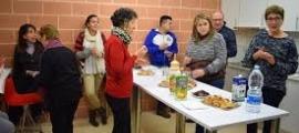 Imatge d'arxiu d'una de les activitats de Caritas Urgell per recaptar fons.