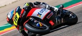 Xavi Cardelús tornarà a competir a un Gran Premi. Foto: Xavi Cardelús
