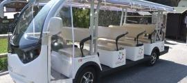 El vehicle elèctric de la Vall d'Incles.