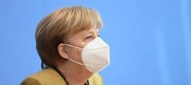 La cancellera alemanya, Angela Merkel.