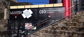 La Capsa i el CEO d'Ordino.
