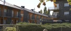 Imatge d'un dels barris residencials de la capital alturgellenca.