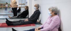 Alguns dels participants a les activitats organitzades pel Comú d'Andorra la Vella.