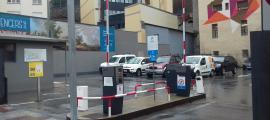 Escaldes aixeca les barreres dels aparcaments